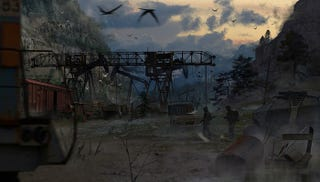 "Illustration for article titled ""Spiritual Successor"" to S.T.A.L.K.E.R. Now on Kickstarter"