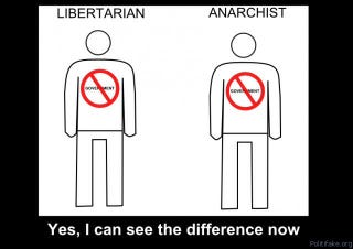 Illustration for article titled Anarchism?