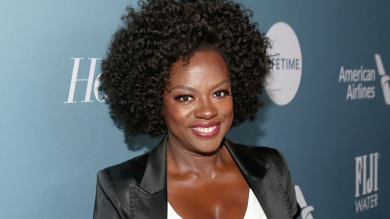 Viola Davis attends The Hollywood Reporter's Power 100 Women In Entertainment at Milk Studios on December 5, 2018 in Los Angeles, California.