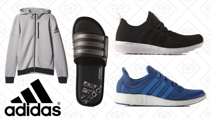 Adidas, 30% off entire purchase with code FRIENDS30