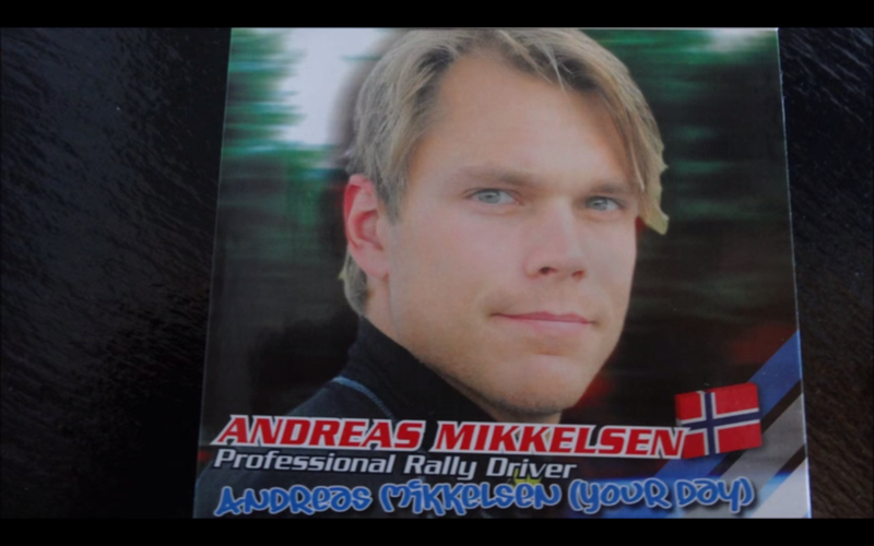 Illustration for article titled This Andreas Mikkelsen Rally Fan Song Is Your New 2015 Party Jam