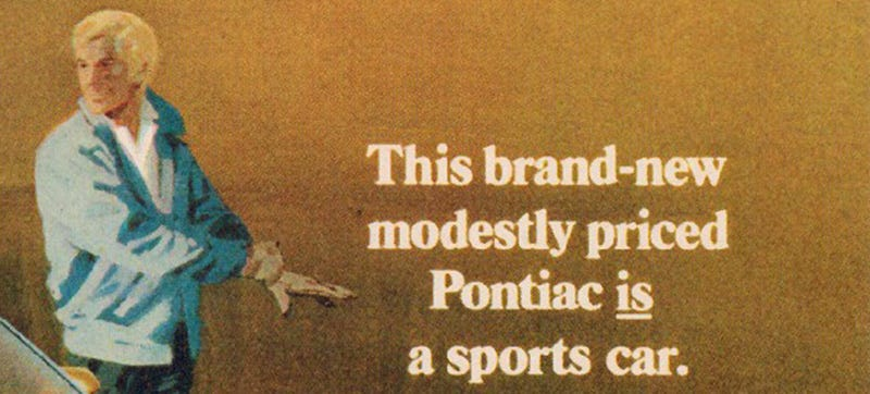 Illustration for article titled Two More Reasons Why Pontiac Is The #1 Medium-Priced Car