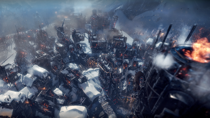 Illustration for article titled Frostpunk's New Expansion Is About Digging Through The Past