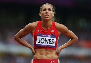 Illustration for article titled The Most Popular Theory On Why Lolo Jones Didn't Medal At The Olympics