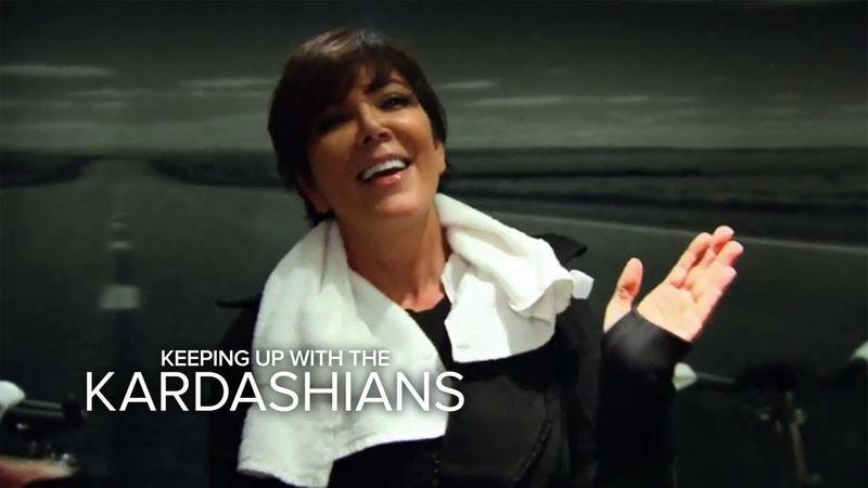 """Illustration for article titled Kardashian """"momager"""" Kris Jenner guest starring on The Mindy Project"""
