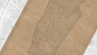 Illustration for article titled The Map That Created New York City