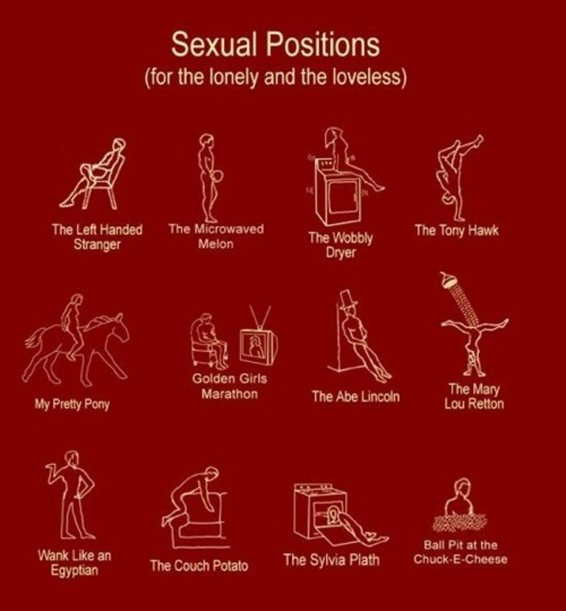 Sex Positions For Girls
