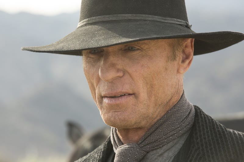 Illustration for article titled Ed Harris Is Back for Westworld Season Two, Which Raises Lots of Questions
