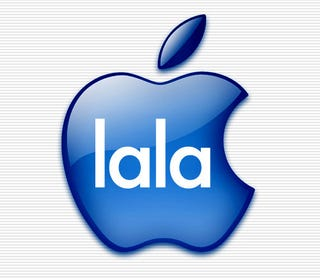 Illustration for article titled Does Lala's Shut Down Mean Streaming iTunes Launch?