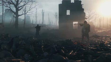 One Year In, Battlefield 1 Is Still Going Strong