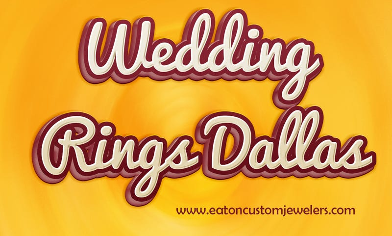 Illustration for article titled wedding rings dallas
