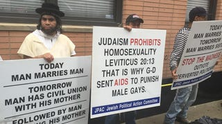 Orthodox Jewish Group Invents Uber For Protesting Gay Pride