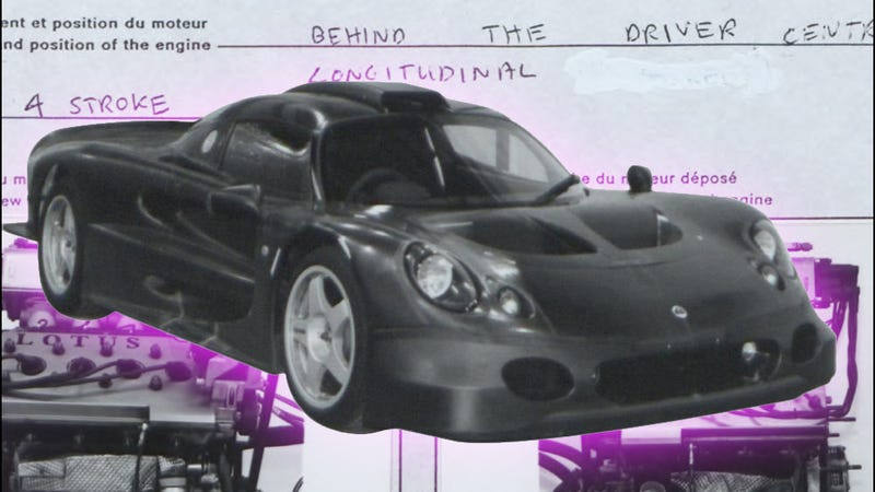 The Most Charming GT1 Car Ever Made Was This Little Lotus