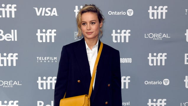 """Brie Larson says the women of the MCU are """"passionate"""" about making an all-female superhero movie"""
