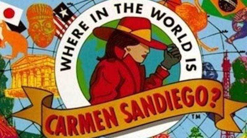 Illustration for article titled A Rockapella member wants Rand Paul to stop ripping off the Carmen Sandiego theme
