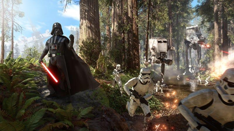 Illustration for article titled Star Wars Battlefront, análisis: este shooterno es perfecto, pero te va a encantar