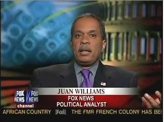Juan Williams is no longer at NPR.