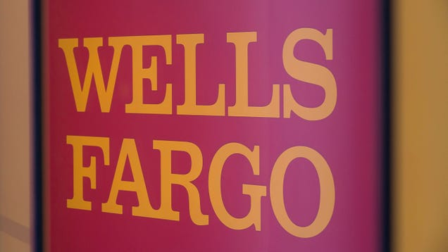 Wells Fargo, America's Worst Bank, Decides It's Time to Fix Its Busted Tech