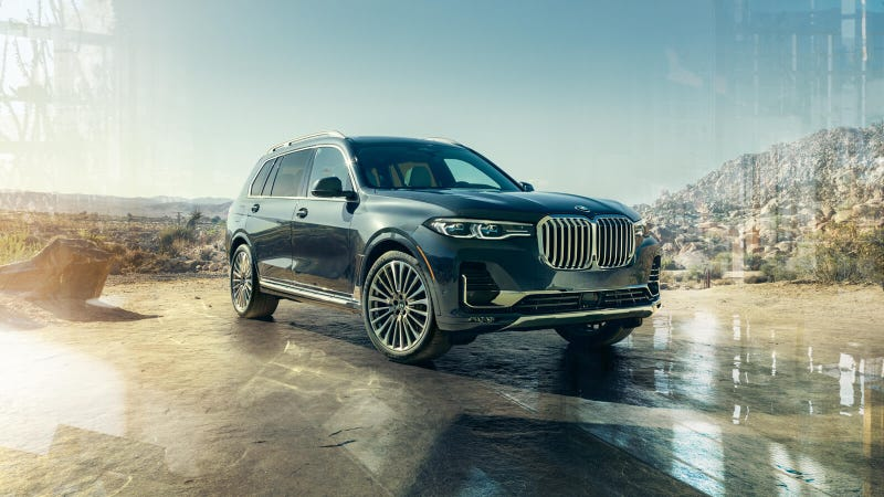Illustration for article titled The 2019 BMW X7 starts at $73,900