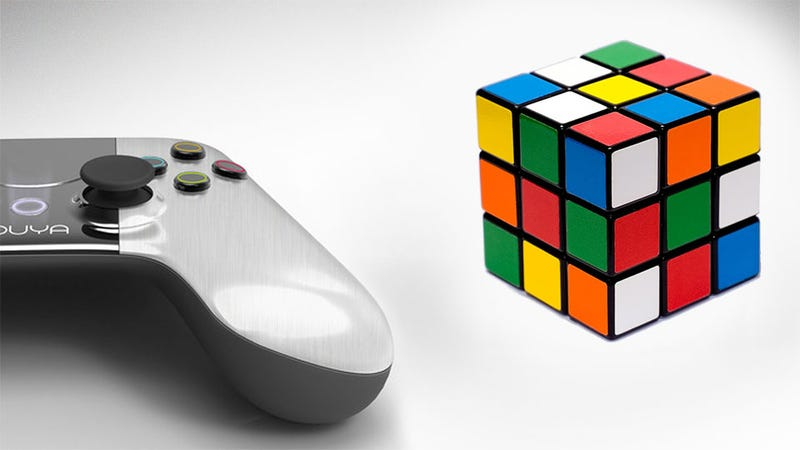 Illustration for article titled Wow, the Ouya Console is Tiny