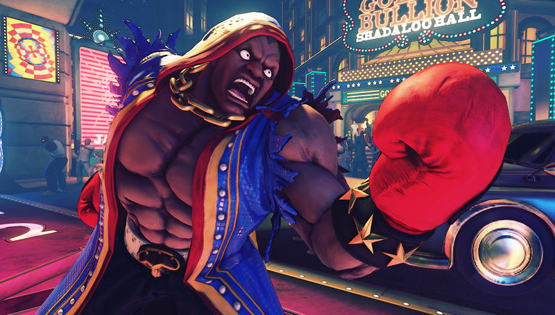 Illustration for article titled Street Fighter V's Balrog Is Pretty Damn Strong, But Not Unbeatable