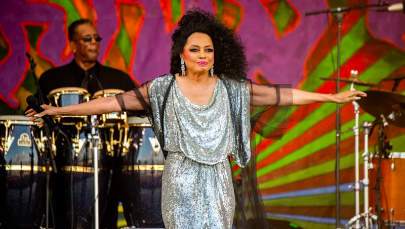 Illustration for article titled Diana Ross Seems to Have Misplaced the Footage from Her 75th Birthday Party