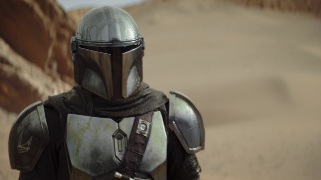 What If That New Mandalorian Character Isn't Who You Think?