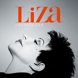 Illustration for article titled Liza Minnelli Thinks The Cover Of Her New CD Is Hilarious