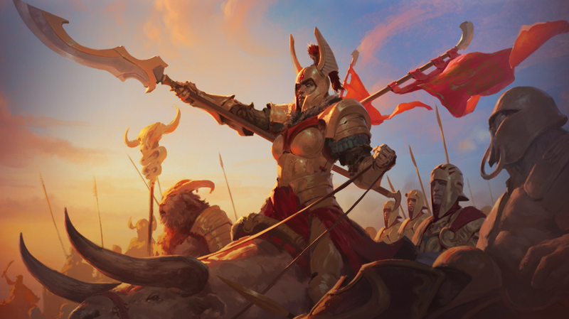 Illustration for article titled I Just Started Playing Artifact And I'm Already Tempted To Spend Money