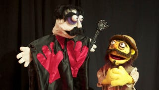 Illustration for article titled Crowdfund This: The Manos: The Hands of Fate puppet musical on DVD!