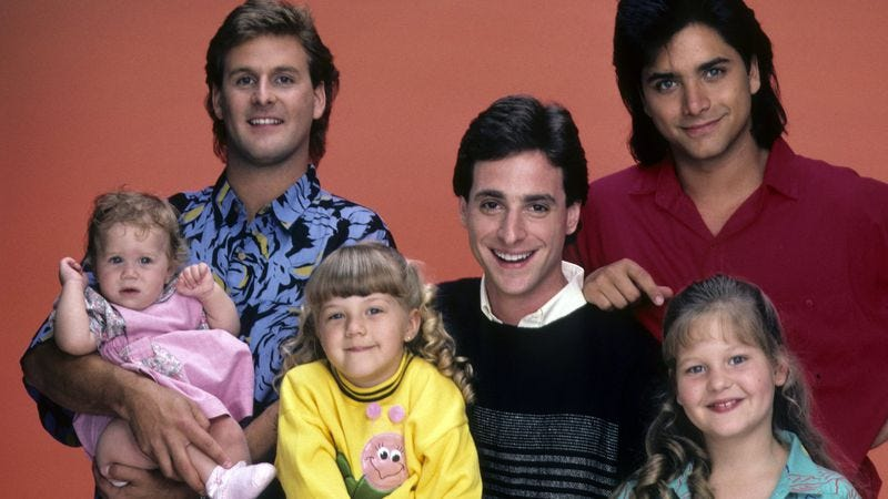Illustration for article titled  Full House could be coming back to television