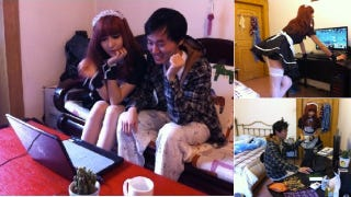 Illustration for article titled Chinese Company Offers House Call Maid Service... To Play DoTA