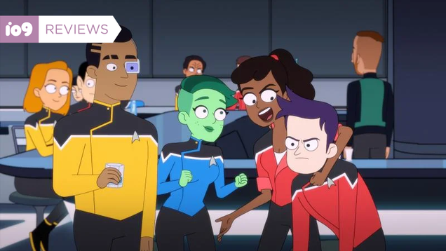 Star Trek: Lower Decks Is Fun as Hell, and So Much More