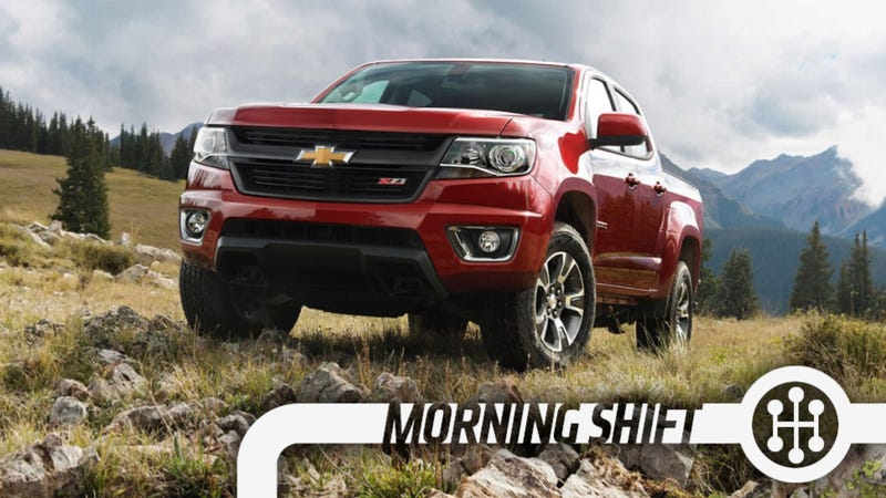 Illustration for article titled GM Workers Are Losing Their Lunch Over The Chevrolet Colorado