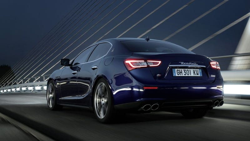 Illustration for article titled Here's What Maserati Could Have Bought Instead Of The Super Bowl Ad