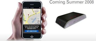 """Illustration for article titled G-FI: """"The World's First Wireless GPS Accessory for the iPhone"""""""