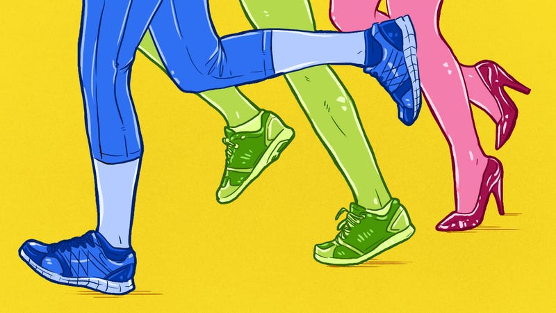 Illustration for article titled How to Pick the Right Shoe For Any Workout