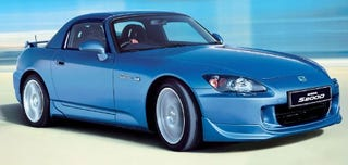 Illustration for article titled Next S2000 Could Be Badged an Acura