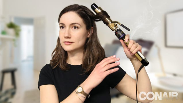Conair Releases New Double-Sided Curling Iron For Flawless Burns