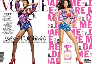 Illustration for article titled Kimora Fired From Baby Phat For Racking Up Retouching Costs