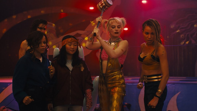 Margot Robbie Talks Her Struggle to Get Birds of Prey Made