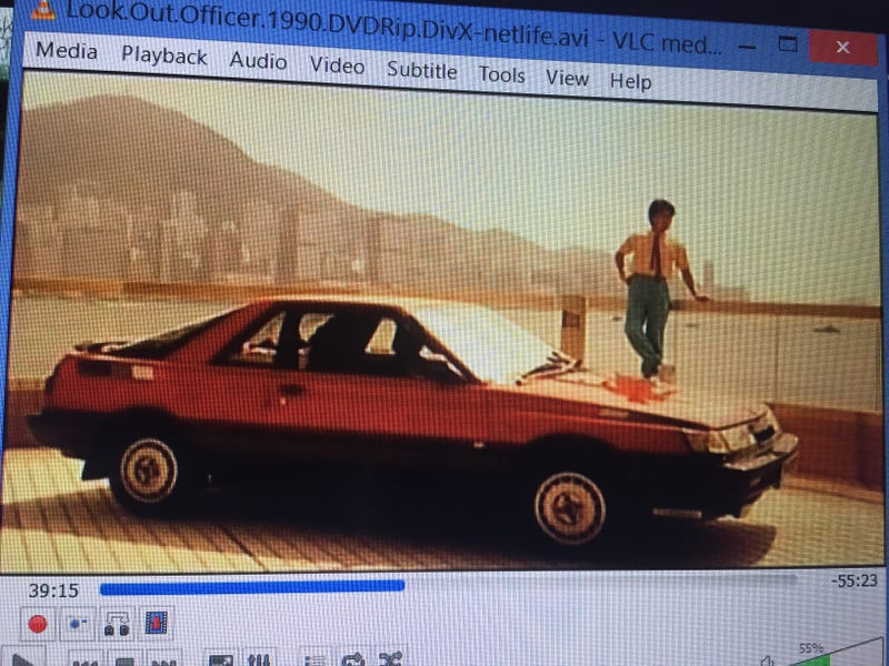 Illustration for article titled Can someone identify this 80s car?