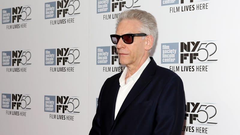 David Cronenberg (Photo: Getty Images, Robin Marchant)