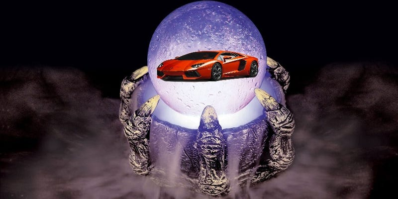 Illustration for article titled Nine New Year's Automotive Predictions