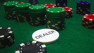 Illustration for article titled Head to the Right Tables at the Casino for Better Odds at Winning