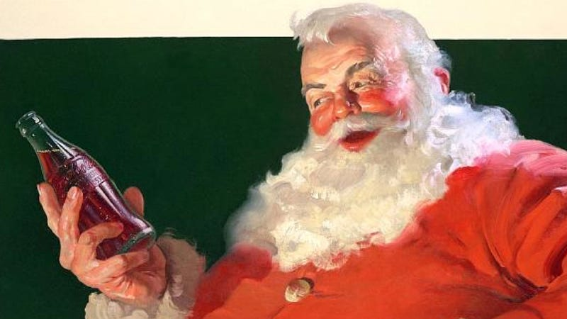 Illustration for article titled Why NORAD Tracks Santa Every Single Year