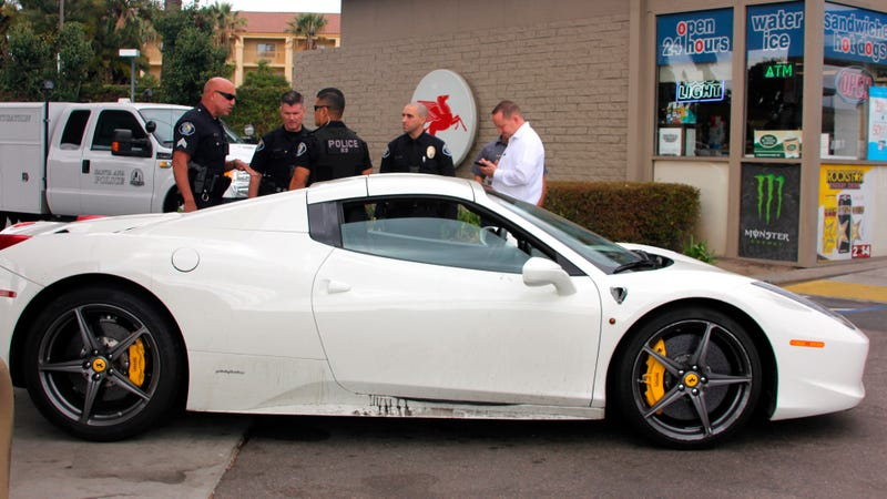 All photos credit: Santa Ana Police Department via AP