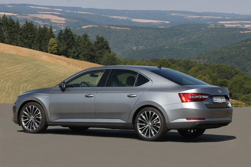 Illustration for article titled VW should just reintroduce Skoda to NA already.