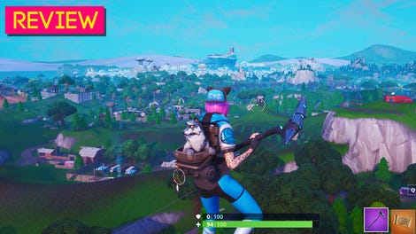 Video Of Odd Behavior In Fortnite Match Leads To Accusations