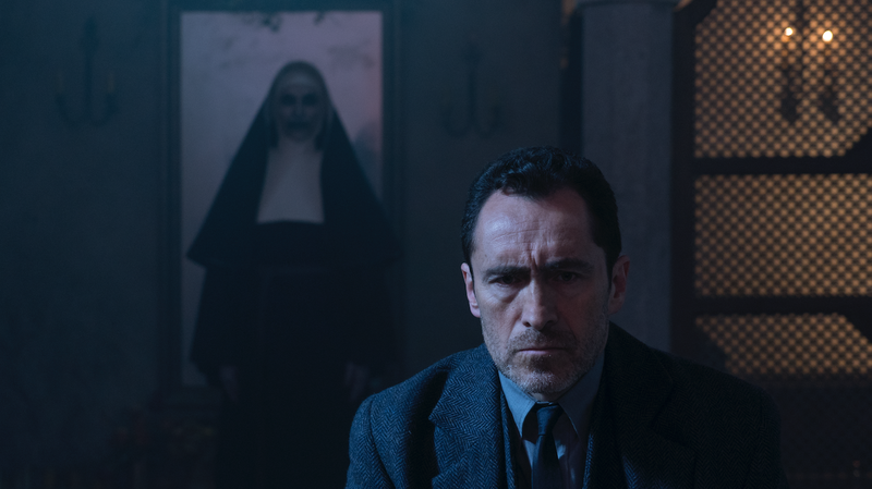 Illustration for article titled Weekend Box Office: The latest Conjuring spinoff made Nun-believable amounts of money